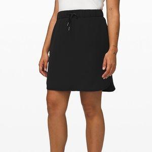 Lululemon On the Fly Skirt 4 NWT Black MSRP $88